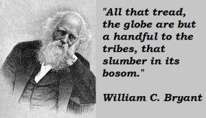 William c bryant famous quotes 4