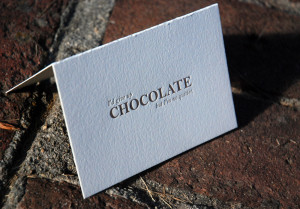 letterpress chocolate quotes cards letterpress chocolate quotes cards