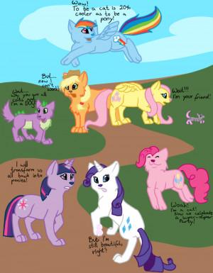 Little Pony Collab Icecatdemon