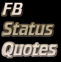 fb status quotes best