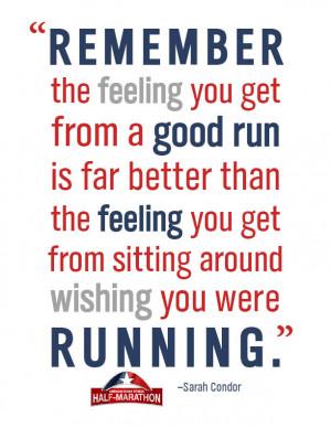 America's Friendliest Marathon!