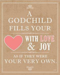 sayings about godmothers goddaughters godchildren quotes godchild ...