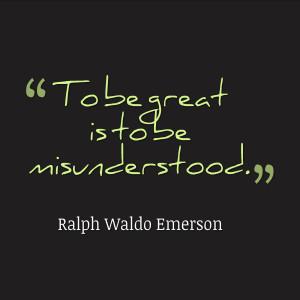 Ralph Waldo Emerson Self Reliance Quotes