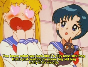 Sailor Moon Funny Quotes