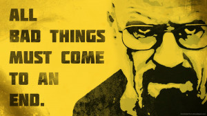 HD Breaking Bad Quote wallpaper