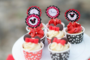 Polka Dots Minnie Mouse Party Ideas