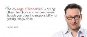 ... Simon Sinek delivers both in this collection of his best quotes about