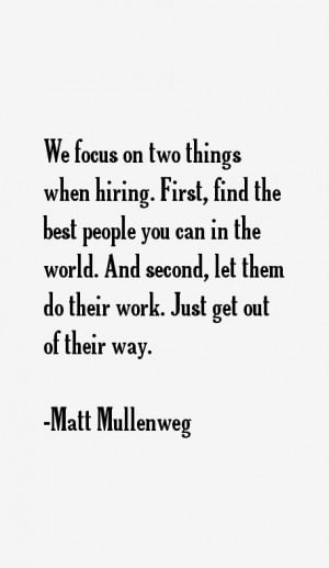 Matt Mullenweg Quotes & Sayings