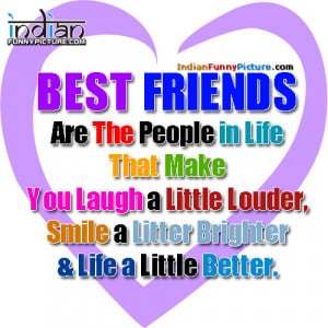 Best Friend Quotes Smile Friendship Quote Happiness