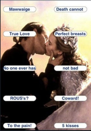 quotes about family strength. Princess Bride Quotes Support