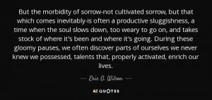 Eric G. Wilson Quotes