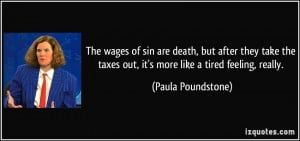 More Paula Poundstone Quotes