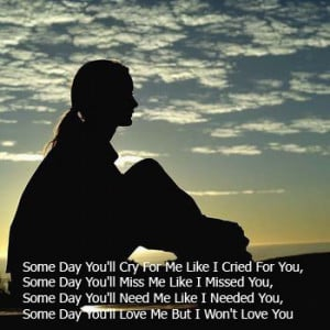 Sad Love Quotes - Sad Love Quotes that Make You Cry