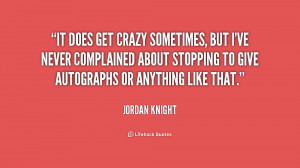 Jordan Knight Quotes