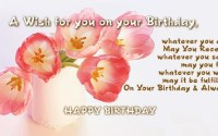 ... Happy Birthday Quotes Drenched in Love 45+ Useful and Awesome Trust