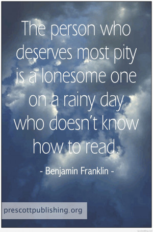 Rainy days quotes and sayings