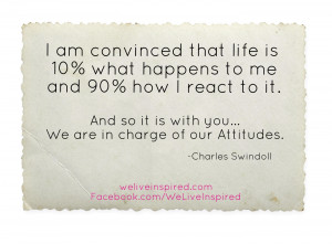 Attitude and How it Impacts Our Lives