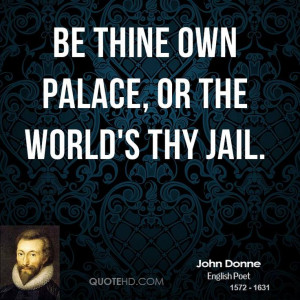John Donne Quotes Check out Pete's review of Daniel Handler's Adverbs ...