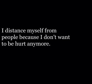 sad quotes about being hurt