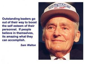 Sam Walton Leadership Profile