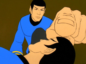 Spock 2 and Spock