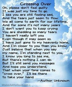 DADDY'S Watching OVER us in HEAVEN!