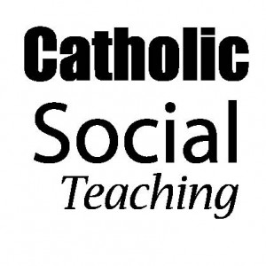 the catholic social teaching An online course introducing concepts and methods necessary in social ministry of the church today, from step at the university of notre dame.