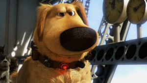 11 Disney Characters Who Win at Life - Dug from Up