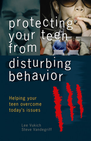 """... """"Protecting Your Teen from Disturbing Behavior"""" as Want to Read"""