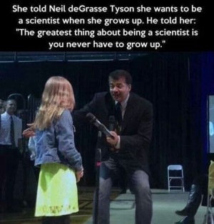 What are the inspirational Neil Degrasse Tyson quotes?