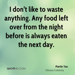 Martin Yan Food Quotes