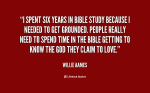 Bible Study Quotes
