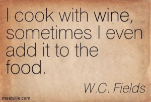 Fields Drinking Quotes | Quotation-W-C-Fields-food-drinking ...
