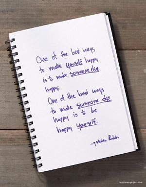 Gretchen Rubin's Secrets of Adulthood happiness-project.com