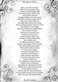 Missing Mom Poems