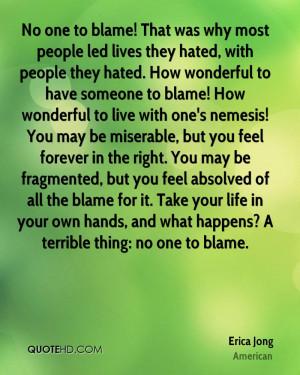 Erica Jong Life Quotes