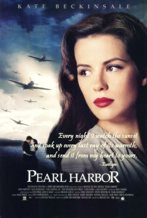PearlHarbor #BenAffleck #JoshHartnett #KateBeckinsale