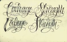 Poems Of Courage And Strength |
