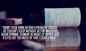 Macklemore quotes on drug addictions. This line always gives me the ...