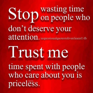 Life Love Quotes Wasting...