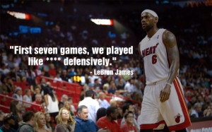 lebron james quotes about haters