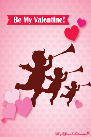 Cupid Be My Valentine- Valentine Pictures