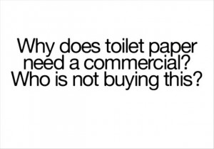 funny toilet quotes
