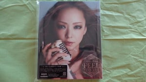 Namie Amuro - namie amuro FEEL tour 2013 [Blu-Ray] (First Press ...