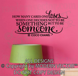 Sayings Quotes Coco Chanel