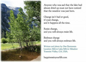 Quote ~ Change #life #perspective