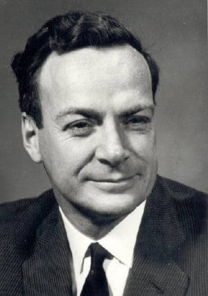 Feynman was a joint recipient of the Nobel Prize in Physics in 1965 ...