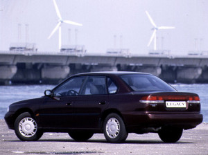 Subaru Legacy Pictures Auto