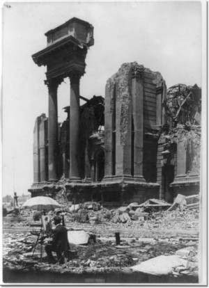 After the 1906 Earthquake San Francisco