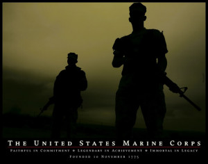 marine corps motivational quotes